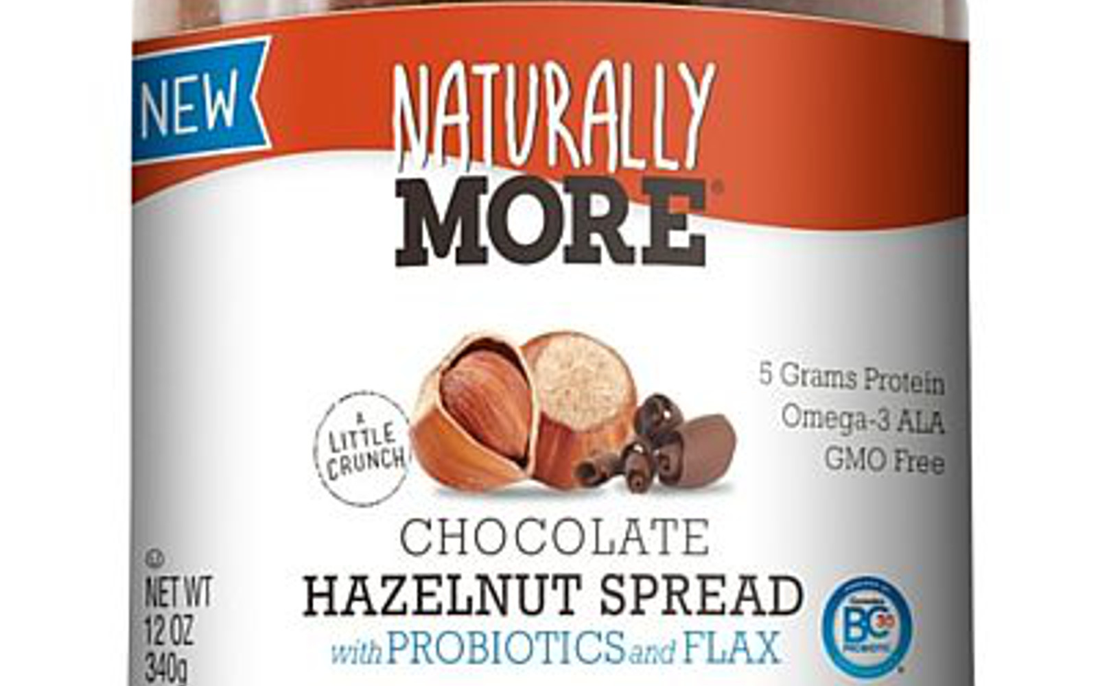 Naturally More Chocolate Hazelnut Spread