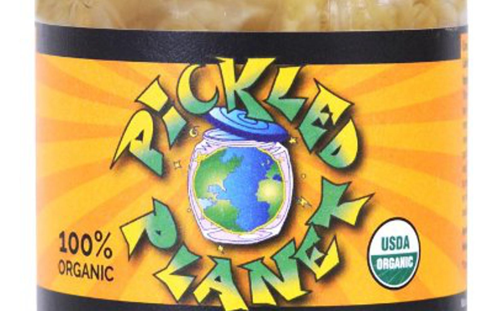 Pickled Planet Sauerkraut