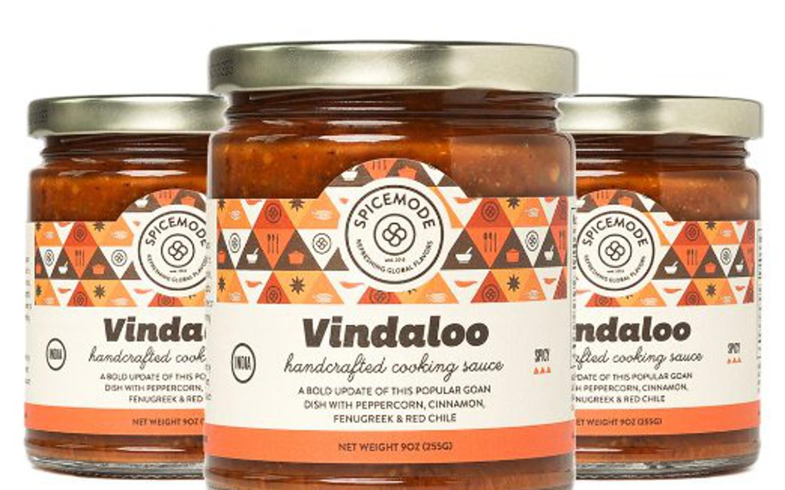 Spicemode Vindaloo Cooking Sauce