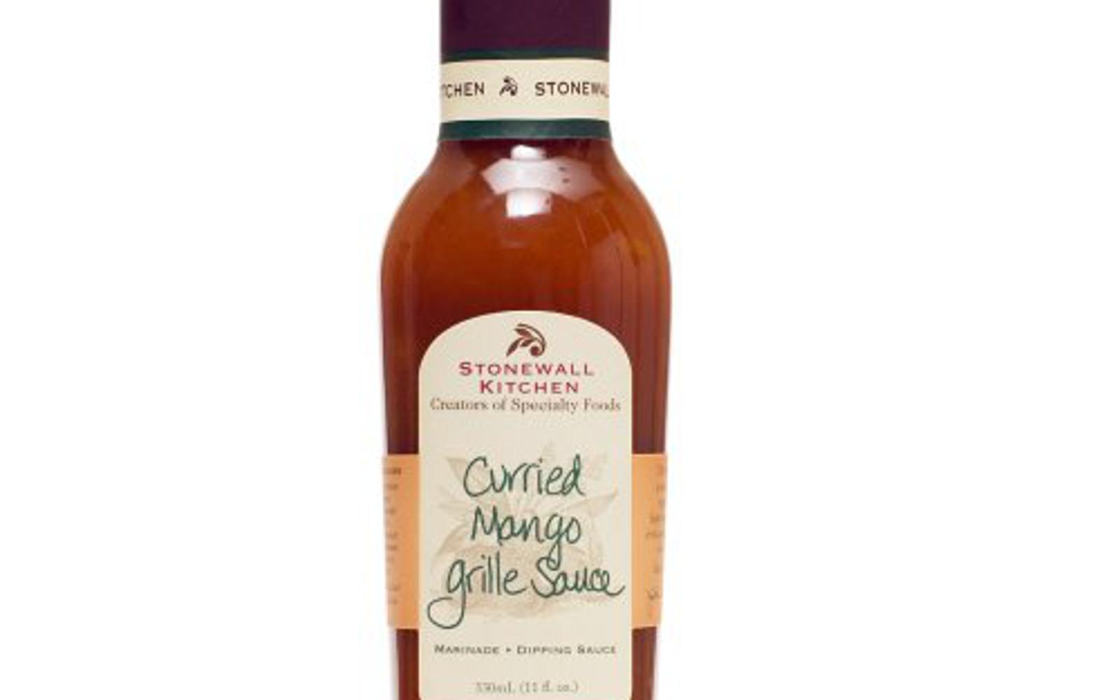 Stonewall Kitchen Mango Grille Sauce
