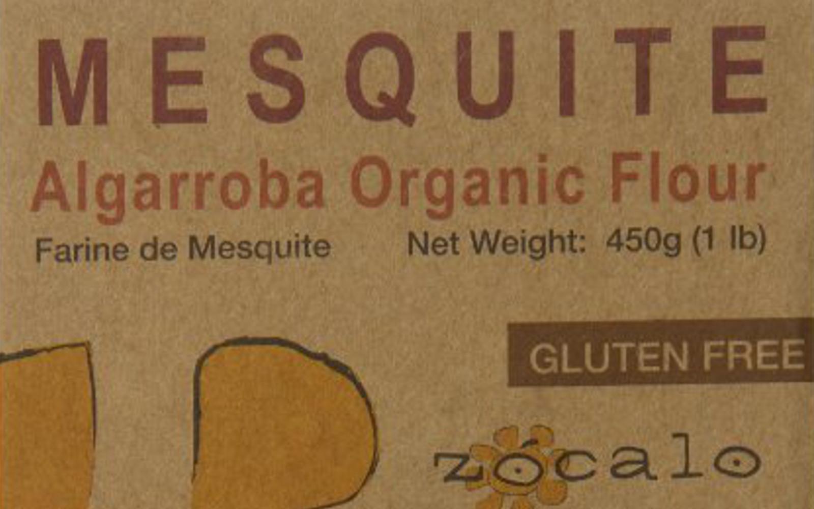 Zocalo Peru Mesquite Flour