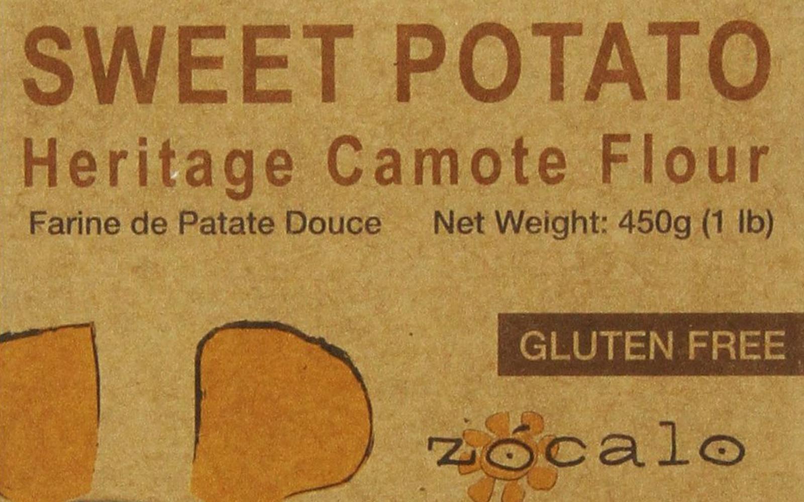 Zocalo Peru Sweet Potato Flour