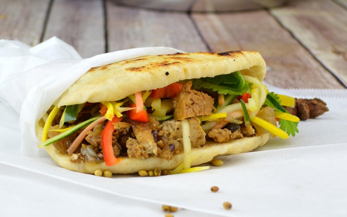 rou jia mo: chinese burger