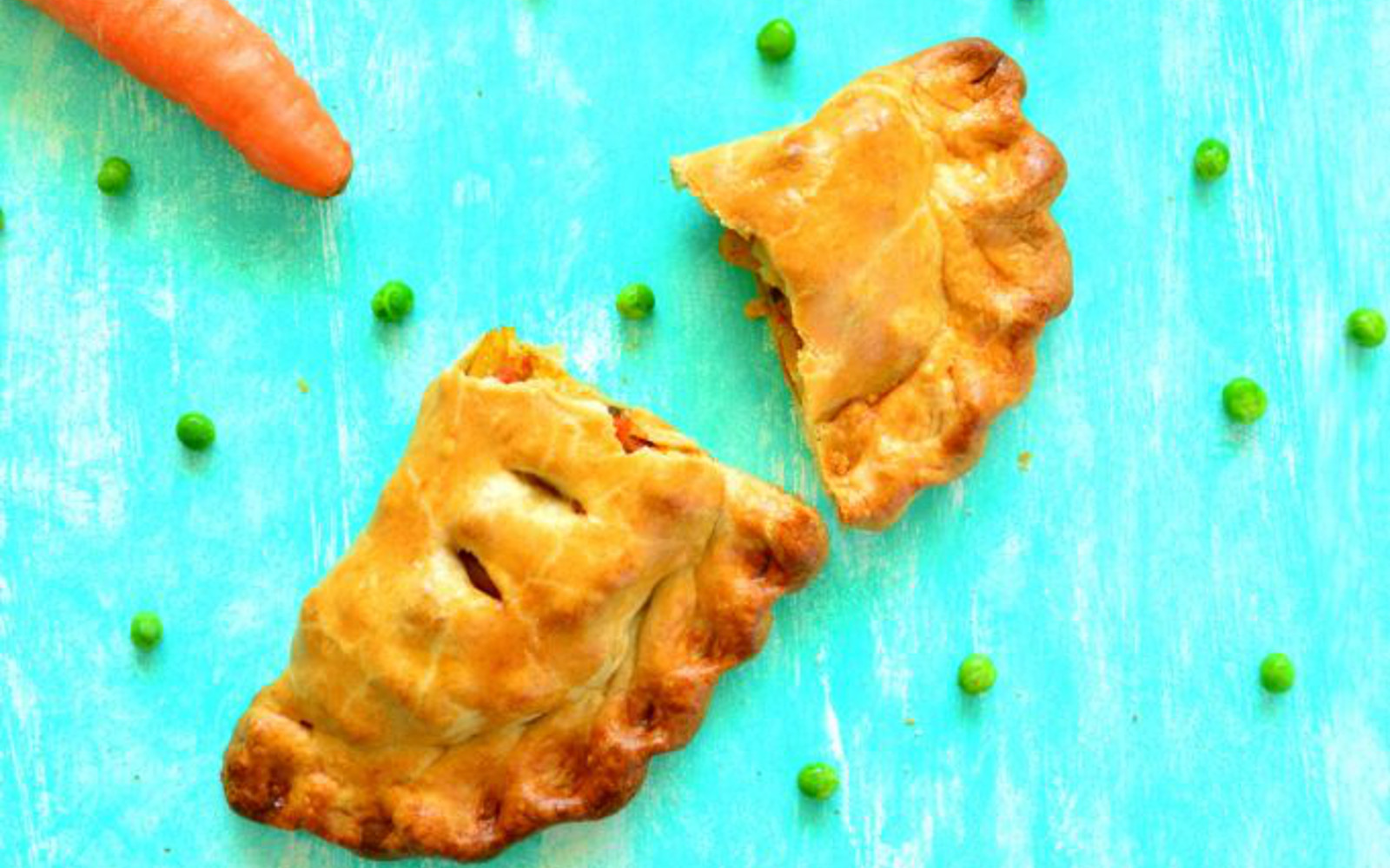 savory vegetable hand pies