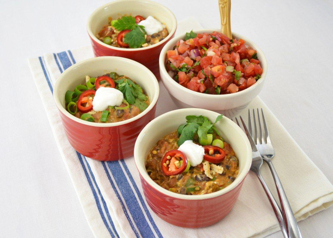 tamale bowls