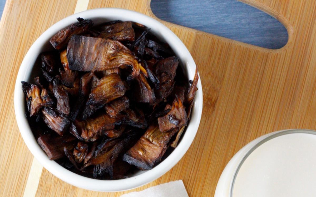 Jackfruit Bacon