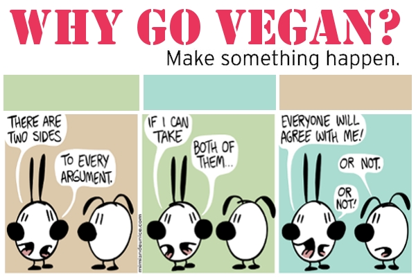 why go vegan
