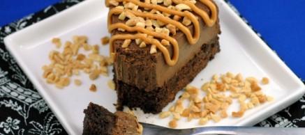 Recipe: Creamy Chocolate Torte