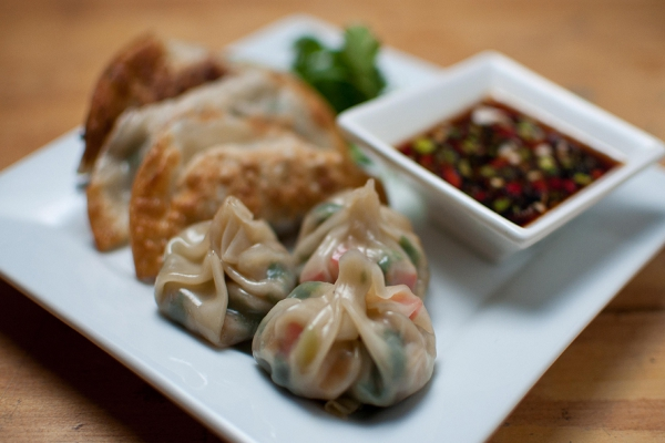 Vegan Dumplings