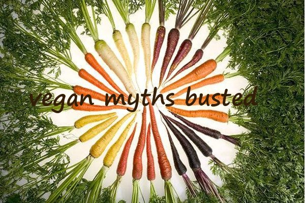 Top 5 Vegan Myths Debunked