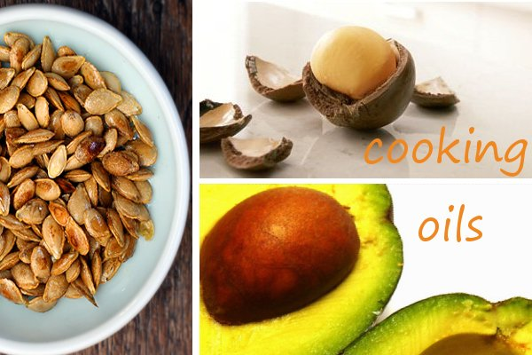 unusual oils nut oils best cooking oils nutritious cooking oils