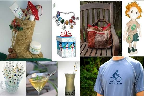 Eco-Friendly Shopping Picks- Green Gift Guide