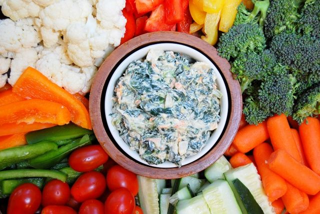 3 Steps to Vegan Dip Bliss