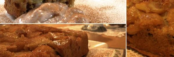 Festive Apple Cake