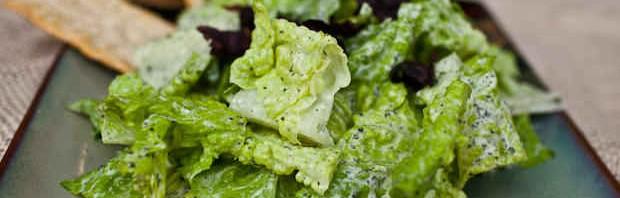 New Caesar Salad