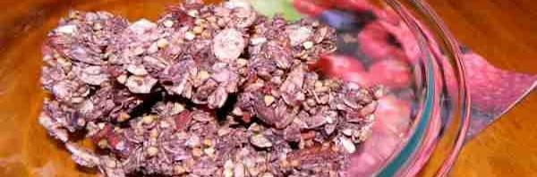Recipe: Berry Antioxidant Granola