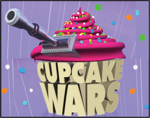 Sticky FIngers Vegan Bakery Wins Cupcake Wars All-Stars
