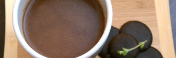 Slow Cooker Kahlua Mint Hot Chocolate