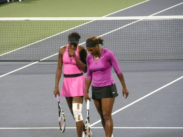Venus and Serena Williams Adopt a Raw Vegan Diet
