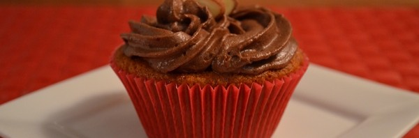 Recipe: Vanilla-Agave Cupcakes with Chocolate Mesquite Frosting