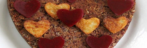 Recipe: Valentine Red Quinoa Loaf