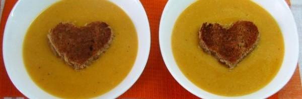 Recipe: Hearty Valentine's Soup