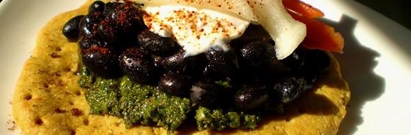 Recipe: Cornmeal and Nooch Croustades