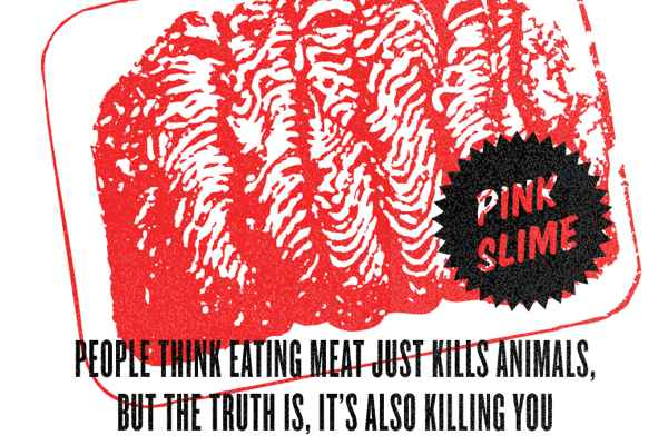 Infographic: Eat Meat and Die!