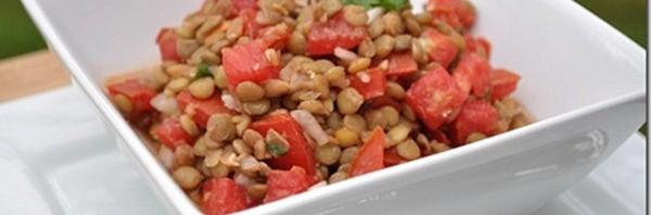 Recipe: Spicy Lentil Salad