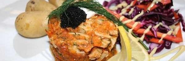 """Recipe: Vegan """"Salmon"""" Patties"""