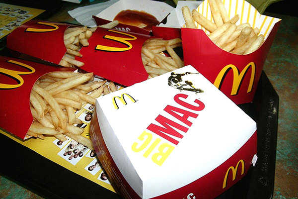 Deconstructing Fast Food: Big Macs and Chicken McNuggets