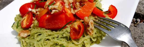 Recipe: Arugula Pesto (VIDEO)