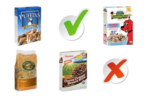 Guide: Natural and Vegan Cereal