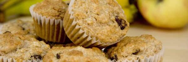 Recipe: Oatmeal Muffins