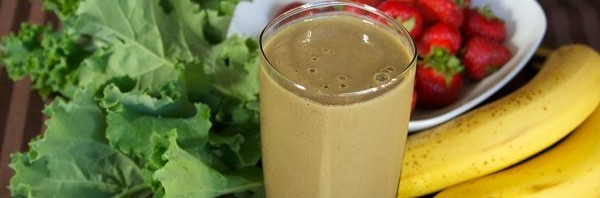Recipe: Strawberry Kale Smoothie