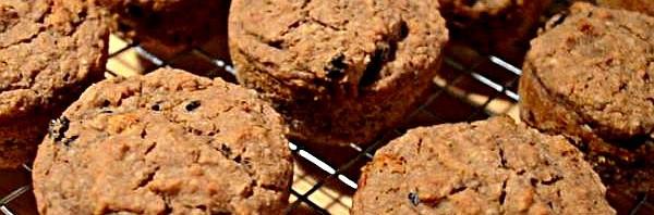 Recipe: Gluten-Free Goji Muffins