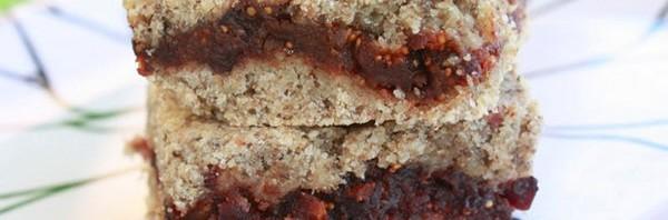 Recipe: Gluten-free Vegan Fig Newton Clones