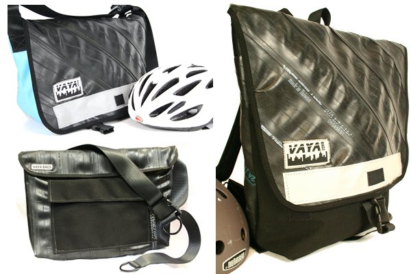 Product Review + Giveaway: Vaya Bags