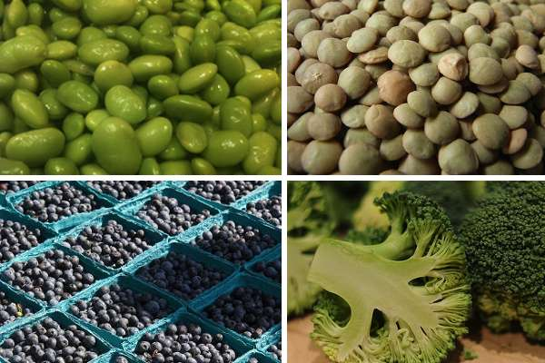 Eat Like An Athlete: 8 Amazing Plant-Powered Foods