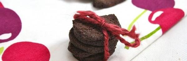 Recipe: Homemade Healthy Chocolate Wafers