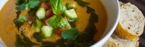 Recipe: Watermelon Gazpacho