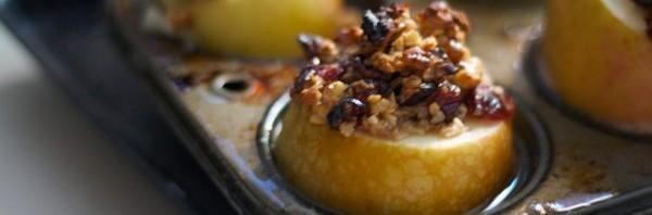 Recipe: Autumn Baked Apples