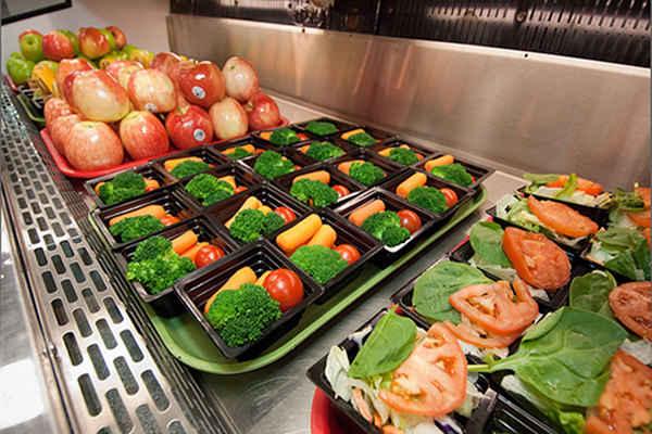 Healthy School Food: An Oxymoron?