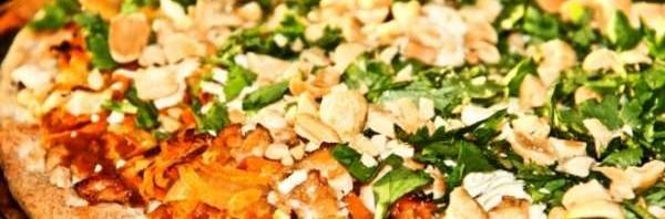 Recipe: Thai Pizza