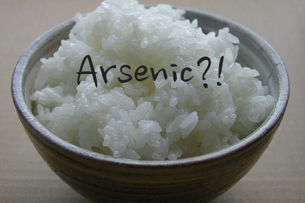 Study Finds Alarming Arsenic Levels in Rice
