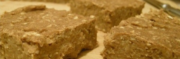 Recipe: Pumpkin Bean Bars