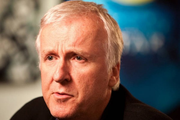 "James Cameron Goes Vegan and ""It's A Moral Choice"""