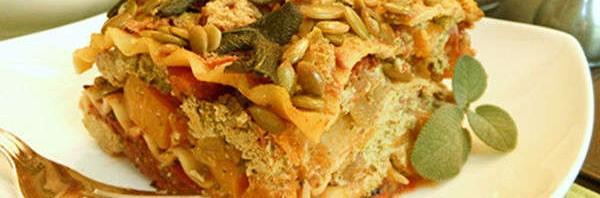 Recipe: Butternut Squash Lasagna