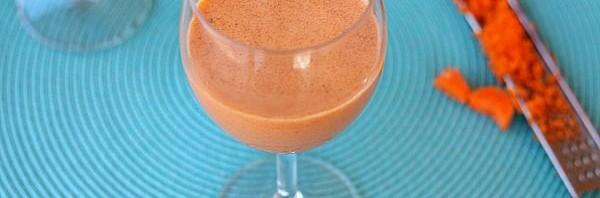 Recipe: Carrot Nog