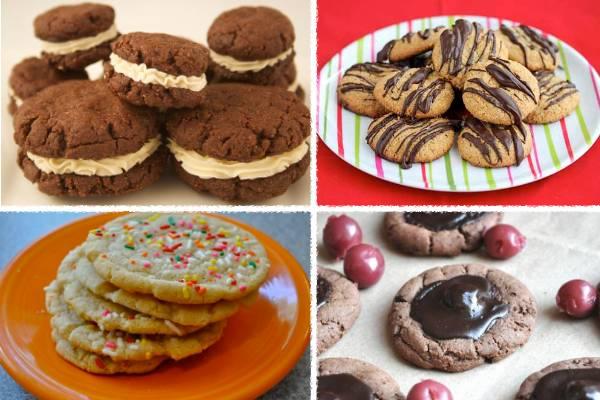 Our Top 10 Holiday Vegan Cookie Recipes